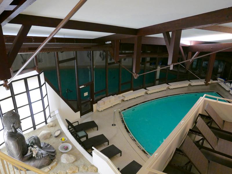 pool at Parkschlosschen