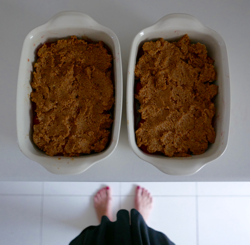 Gjelina baking