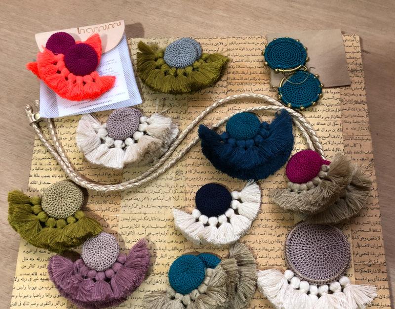Moroccan accessories
