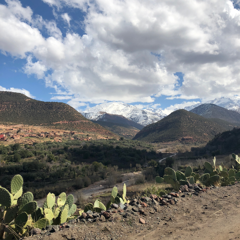 High Atlas Africa