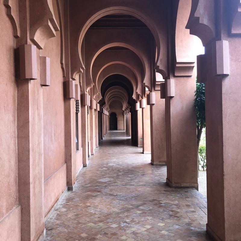 Moorisch architecture