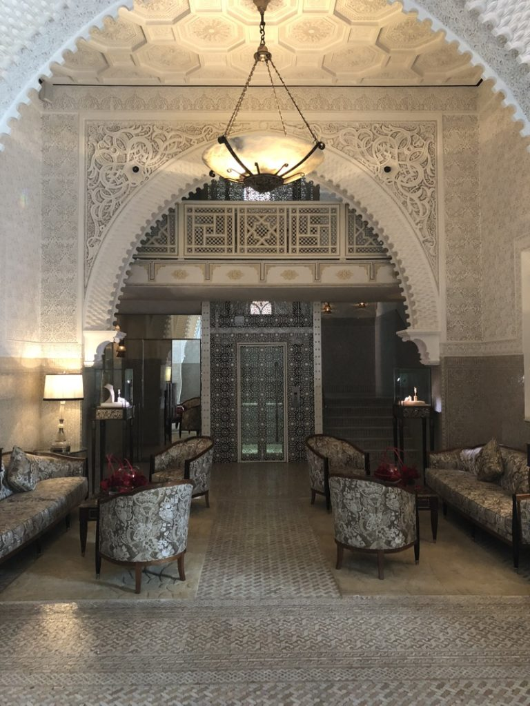 luxury hotels in Morocco
