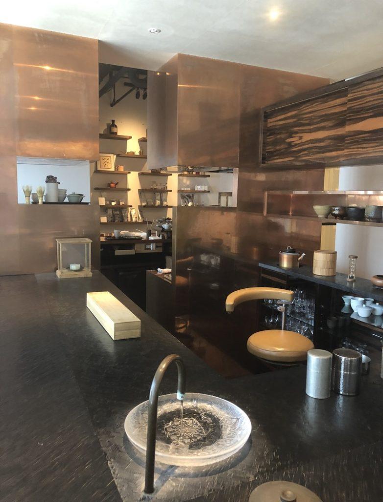 Sakurai Tea Experience design
