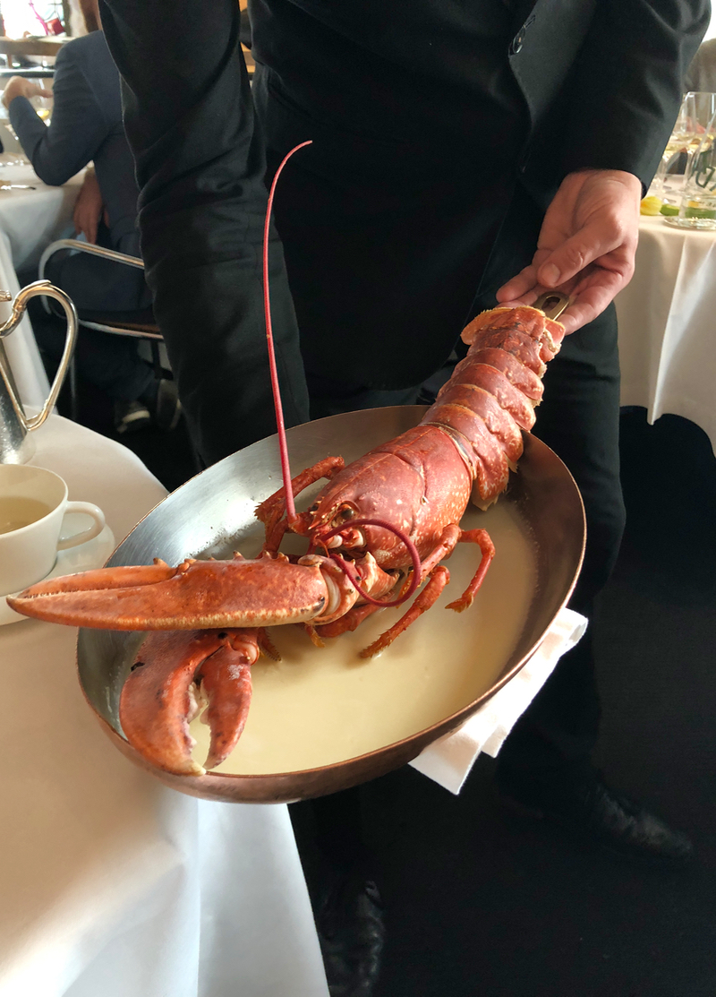 French Lobster