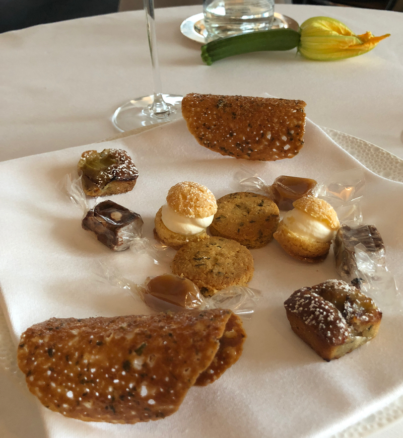 French petits fours