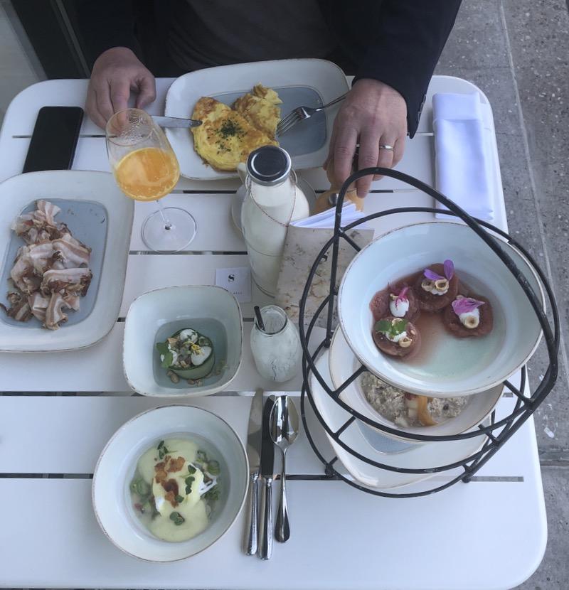 best breakfast in Vienna