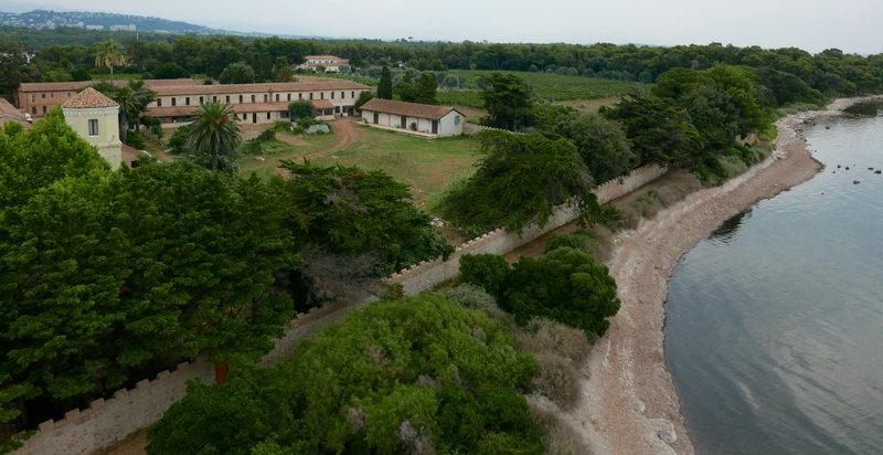 Abbaye de Lérins.