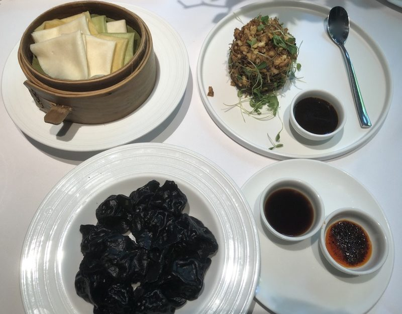 Vegetarian dining China