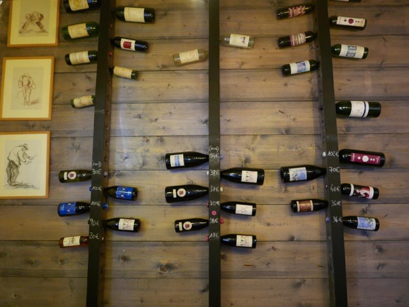 Henri Milan wine