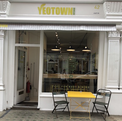 Yeotown Kitchen: a yogi retreat in Devon brings mindful eating and meditation to central London