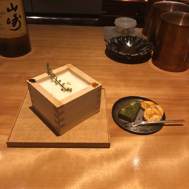 tea bar in Japan