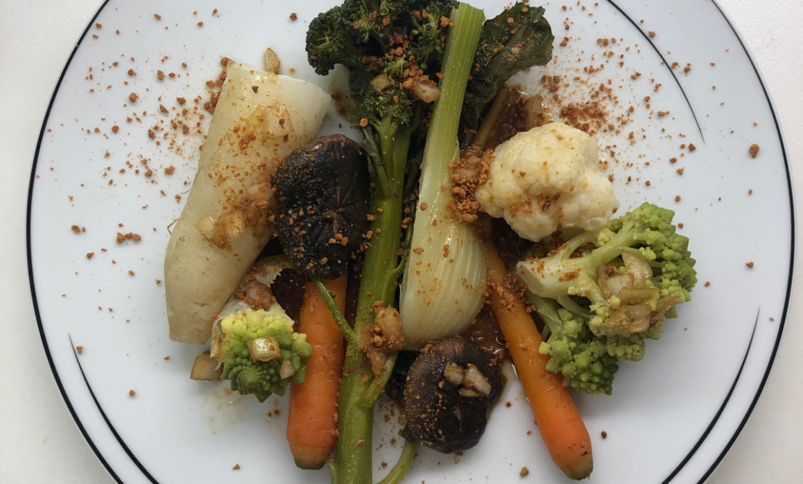 seasonal healthy vegetables