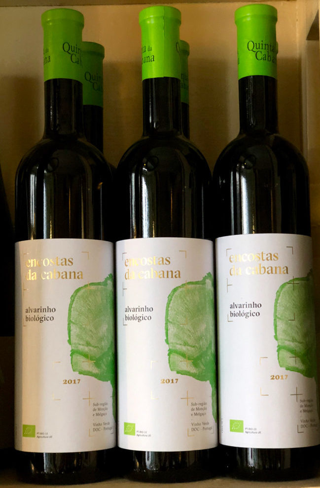 Organic wine Portugal
