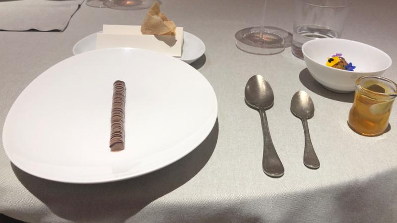 Michelin dessert