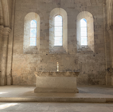 Silvacane Abbey: one of the three Cisterian treasures in Provence invites culture in