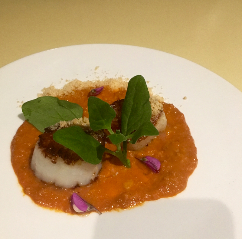 modern Spanish cuisine