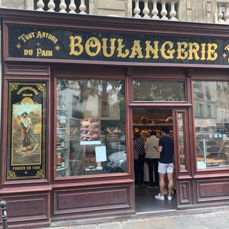 Rue Du Turenne bakery