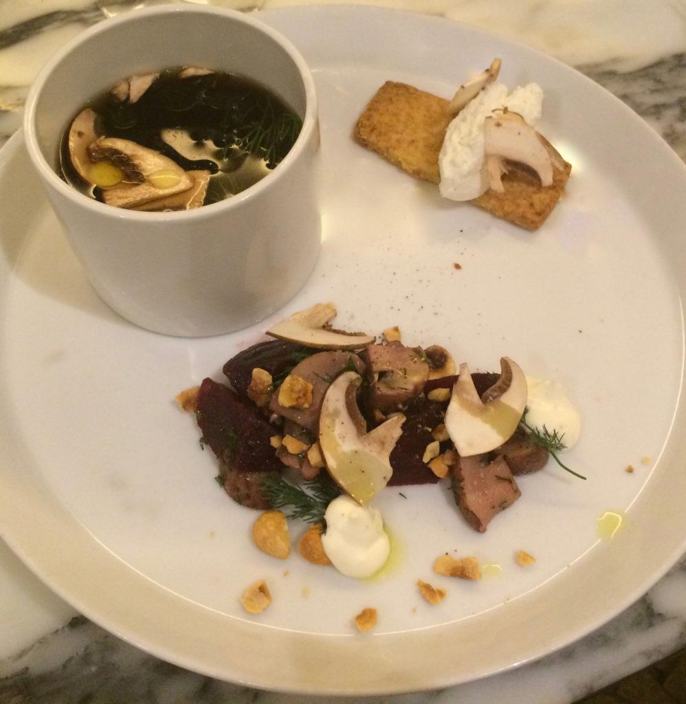 contemporary bistro cuisine