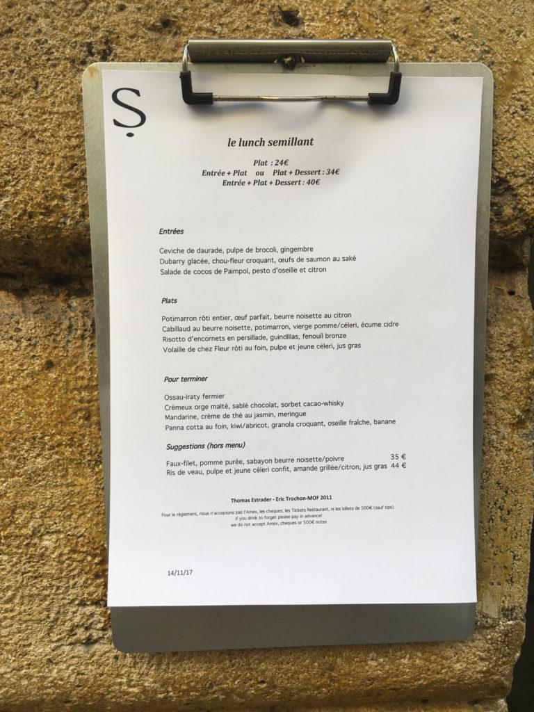 bistros in Paris
