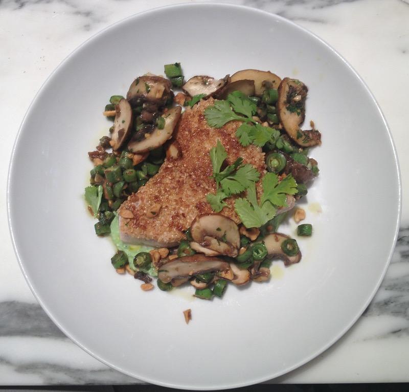 Paris bistro cuisine