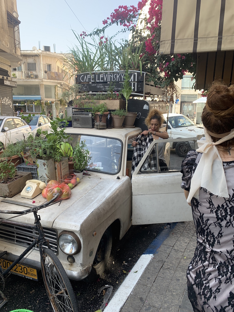 Lifestyle in Florian, Tel Aviv
