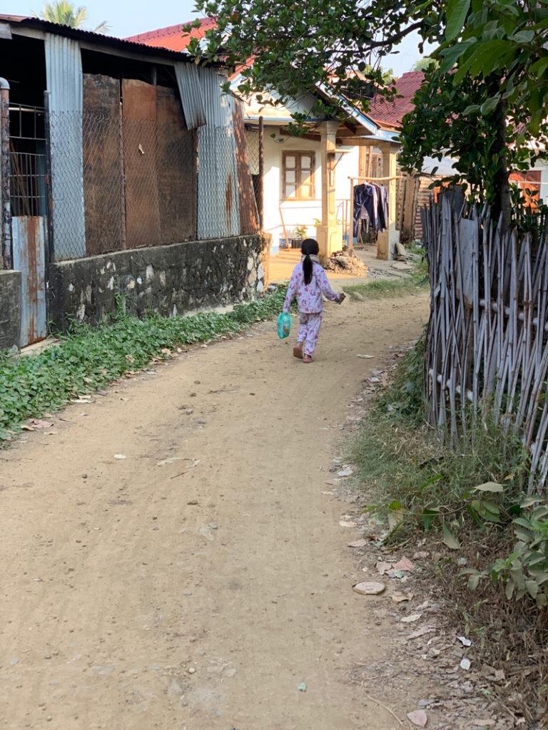life in Luang Prabang