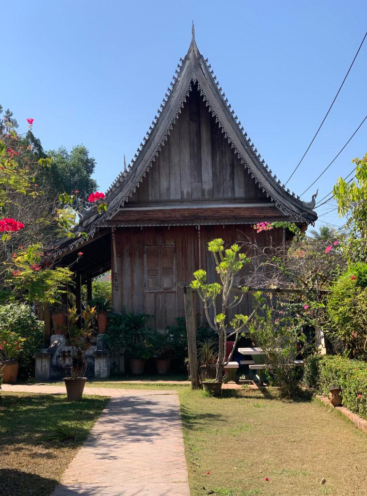 UNESCO Wat Choum Khong Sourin Tharame