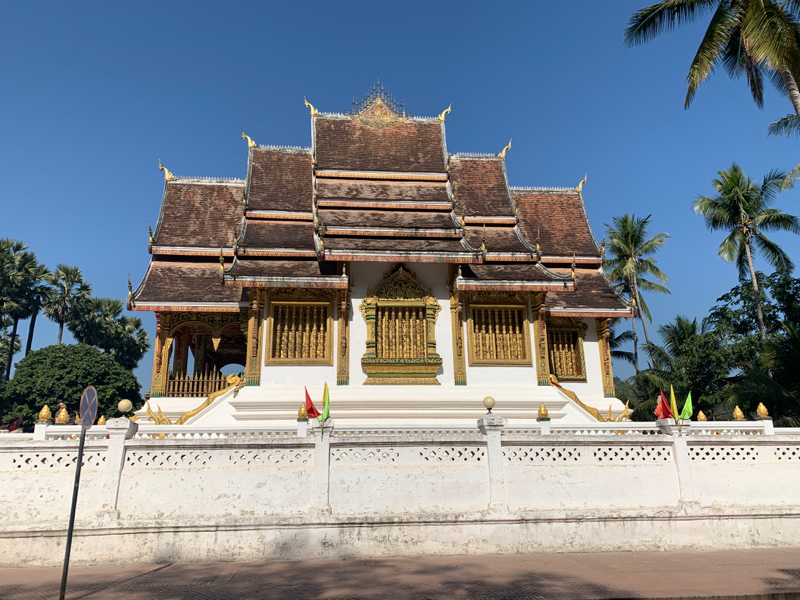 Laotian Royal Palace