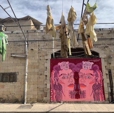 Street art in Tel Aviv: feel the liberal resolve of Israel through its walls