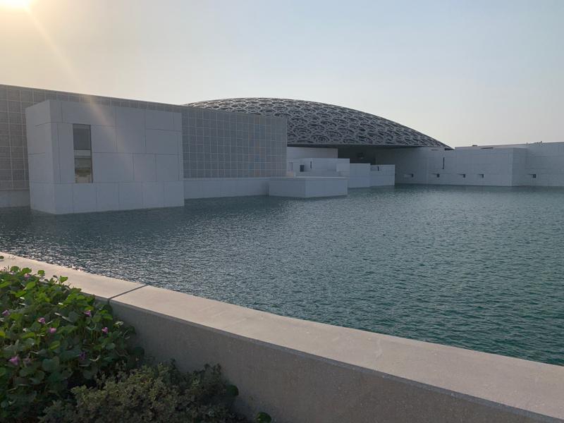 Jean Nouvel architecture UAE