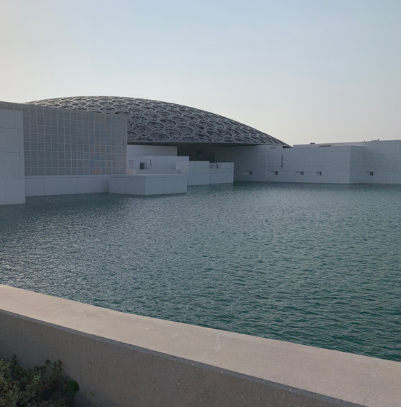 The Louvre Abu Dhabi: the Middle Eastern art scene surges beyond its desert horizons