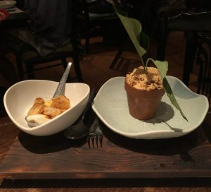 Thai fine dining