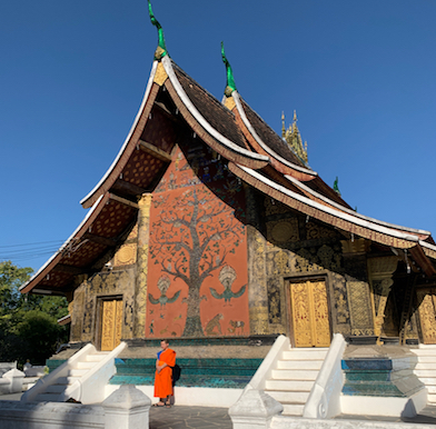 Spiritual charms of Luang Prabang