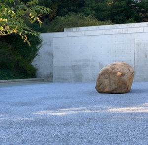 """Naoshima and Lee Ufan: expressive interconnection """"exalting the self and the other"""""""