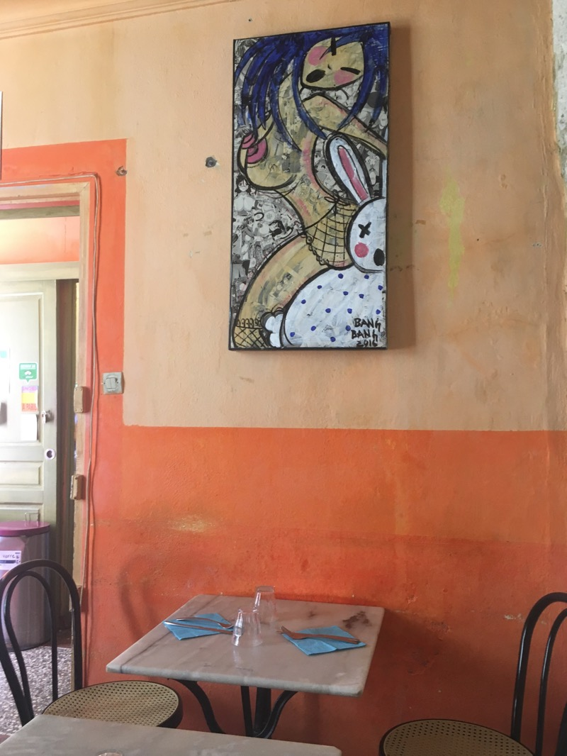casual food Arles