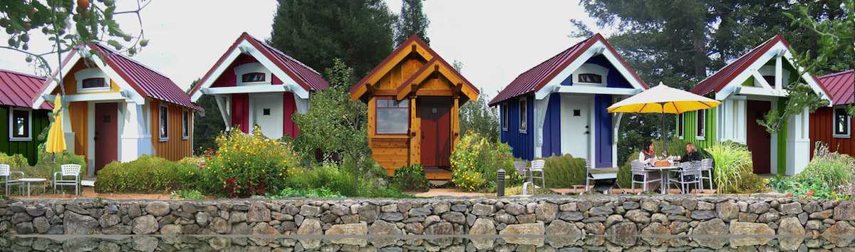 Tiny Home Village Cropped