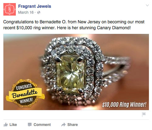 Fragrant jewels llc