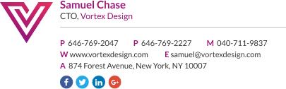 Email Signature Examples & Free Email Signature Templates
