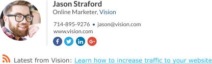 online marketer signature template