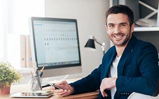 Email signature for entrepreneur
