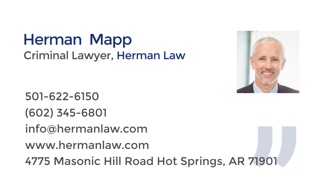 Wisecard Criminal Lawyer front