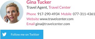 Email Signature for Travel Agent