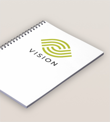swag notebook vision