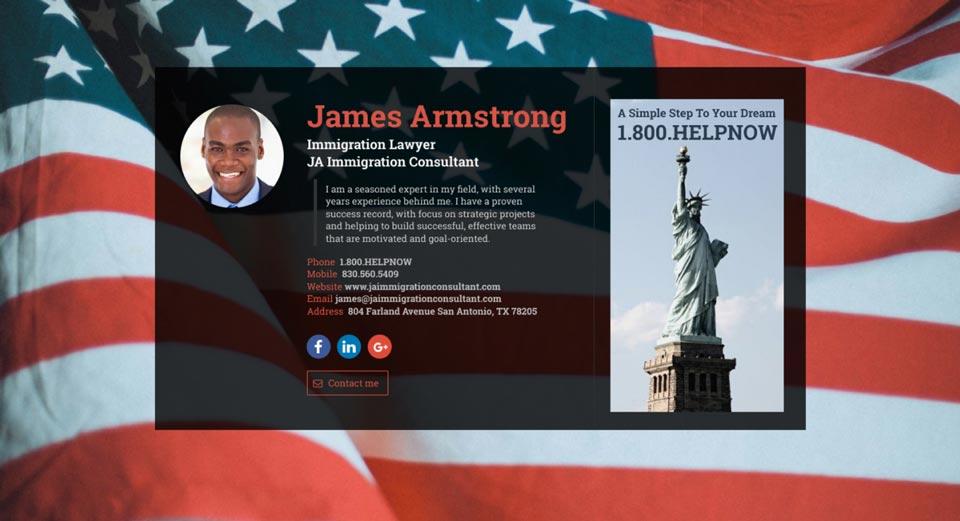 WiseIntro for Immigration consultant