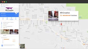wisekick Google Map Listings
