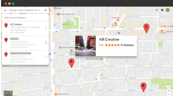 wisekick-google-map-search-results