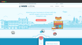wisekick-waze-business-listing
