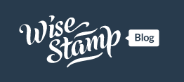 wisestamp blog logo
