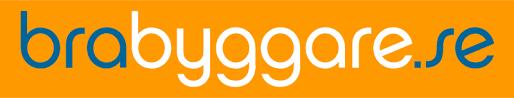 Bra byggare logotyp