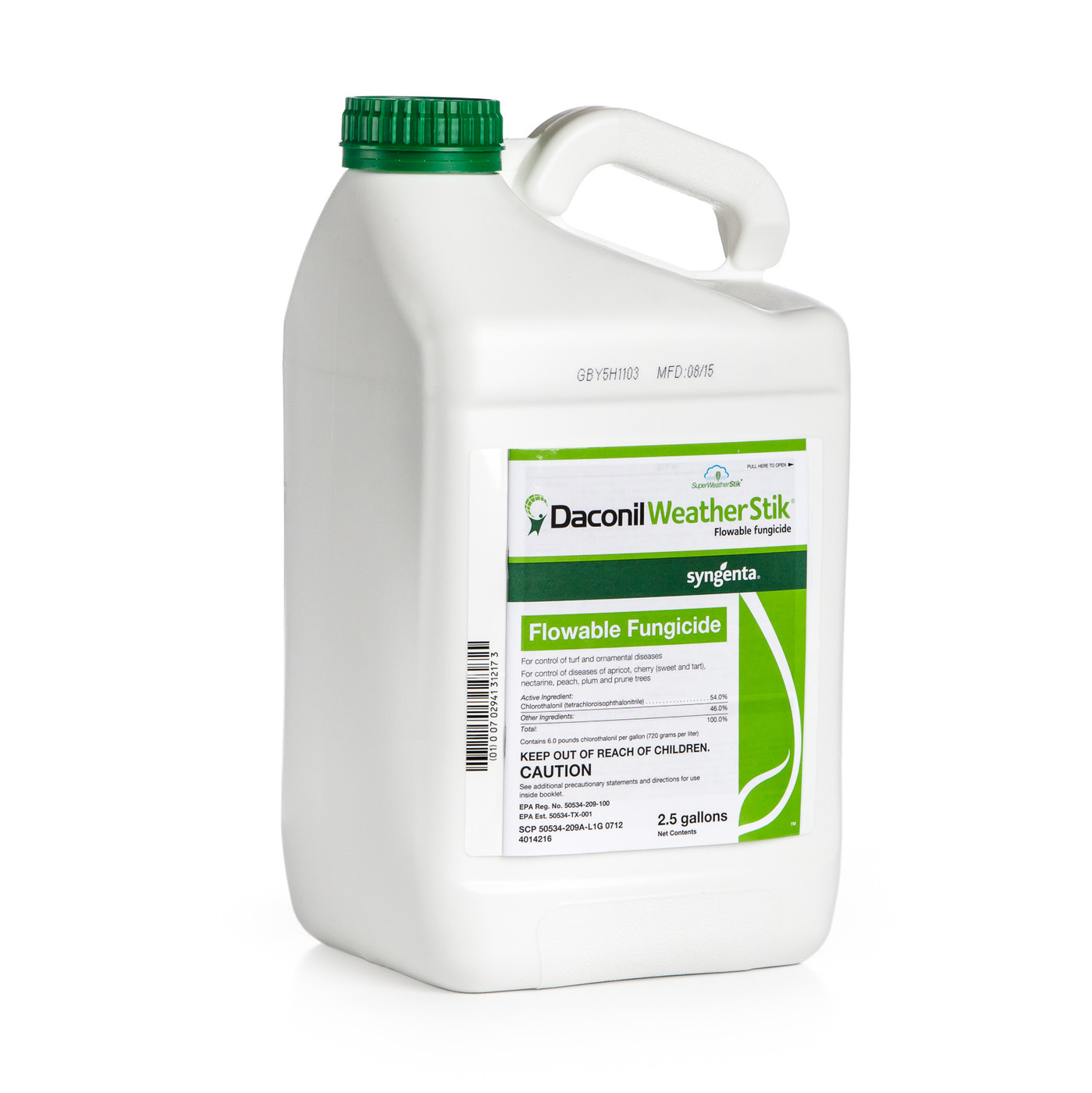 This is a picture of Fabulous 26 Gt Fungicide Label